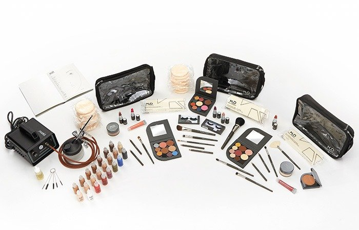 mud scuola kit make-up