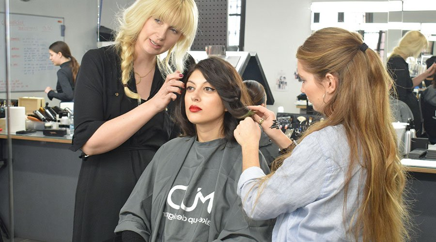 hair stylist course mud