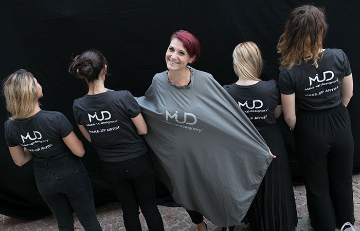 MUD Studio Italia - Make Up Designory Lavora con noi